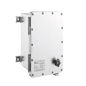FLAMEPROOF ENCLOSURES