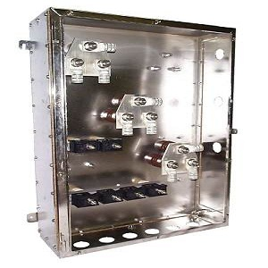 HIGH VOLTAGE ENCLOSURES